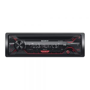 رادیو پخش خودروی سونی مدل CDX-G1200U