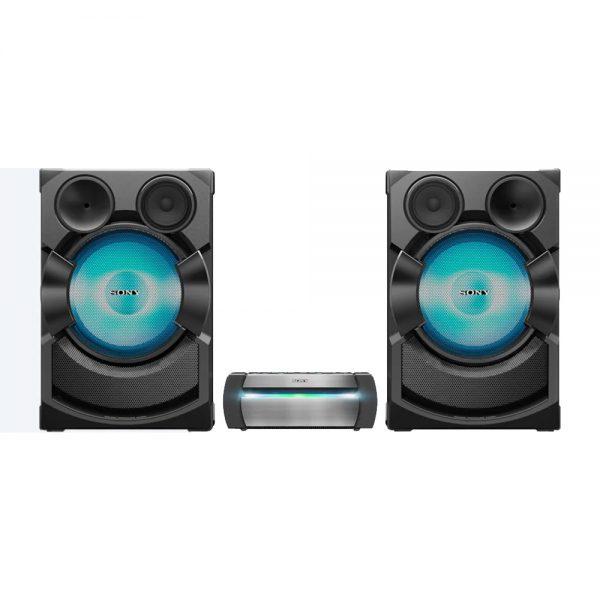 سیستم صوتی حرفه ای 2400 وات شیک سونی SHAKE-X70D