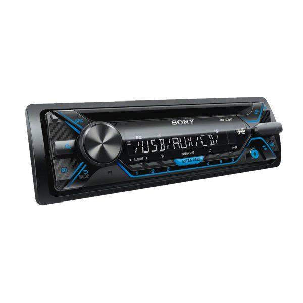 رادیو پخش خودروی سونی مدل CDX-1201U