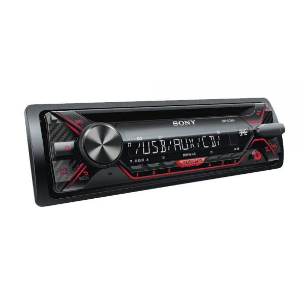 رادیو پخش خودروی سونی مدل CDX-1202U