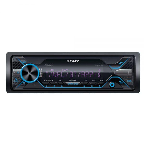 رادیو پخش خودروی سونی مدل DSX-A416BT