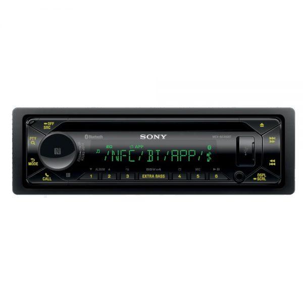 رادیو پخش خودروی سونی مدل MEX-N5300BT